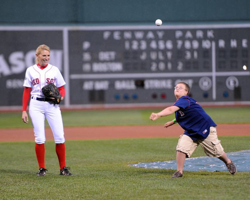 MDSC DOWN SYNDROME AWARENESS NIGHT AT FENWAY PARK