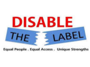 """Speaking at Umass Lowell for """"DISABLE THE LABEL"""""""
