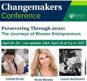 Change Makers Conference – Collette's journey through 2020
